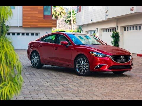 Mazda MAZDA6 2017 Preview