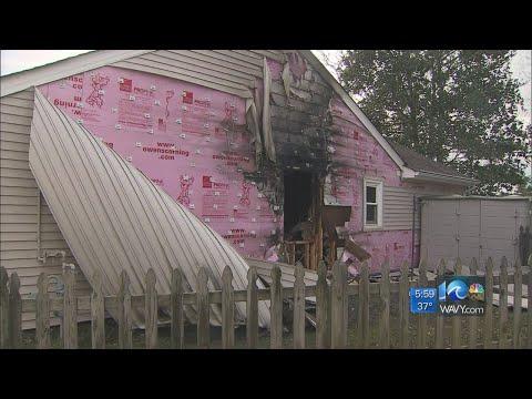 Virginia Beach house fire leaves one dead