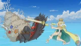 Artoria Pendragon  - (Fate/Grand Order) - Fate/Grand Order Artoria Pendragon (Archer) NP Skill
