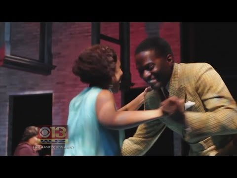 CBS BALTIMORE reports on world premiere of JAZZ