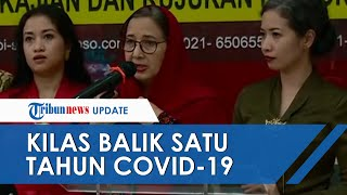Tepat Satu Tahun Covid-19 Landa Indonesia, Kilas Balik Kronologi Terungkapnya Kasus Pertama
