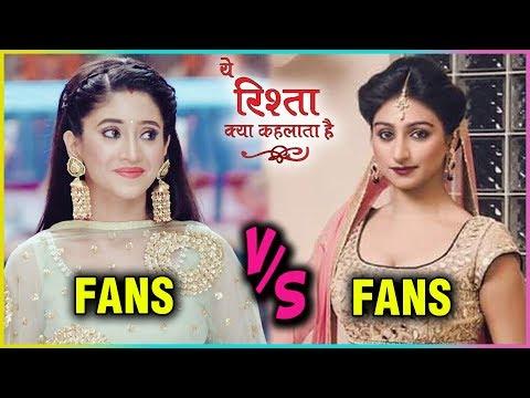 Shivangi Joshi Fans TROLL Mohena Kumari | Yeh Rish