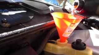 Prius inverter coolant