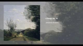 4 Songs, Op. 70