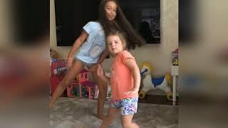 Бородина, Маруся и Тея танцуют под песню Лободы «Суперзвезда»