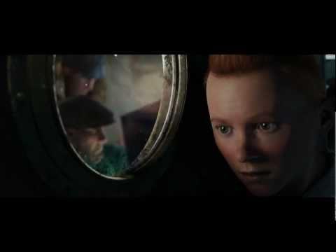 The Adventures of Tintin | trailer (2011) Peter Jackson Steven Spielberg 3D