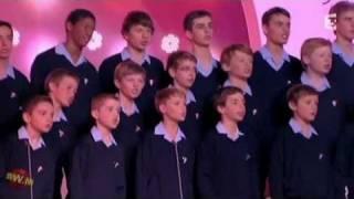 Nolwenn Leroy - La Jument De Michao (Bretonne) - La Chorale Des Petits Chanteurs