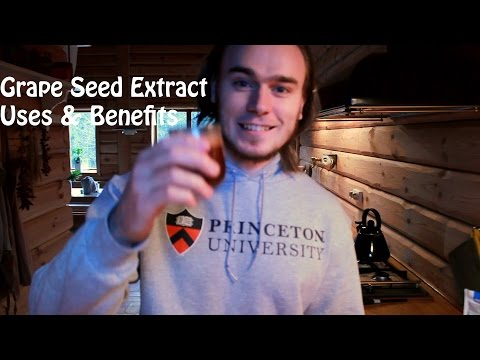 Grape Seed Extract Uses & Benefits