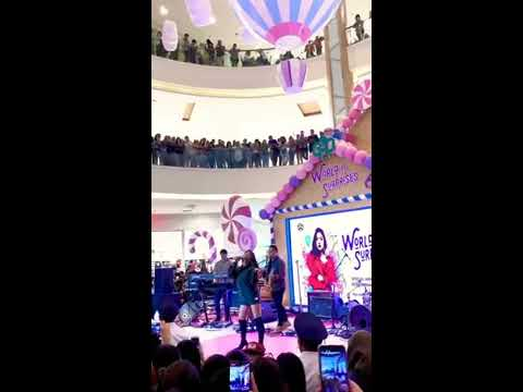 Marion Jola - Live Perform Anniversary Grand Galaxy Park Mall