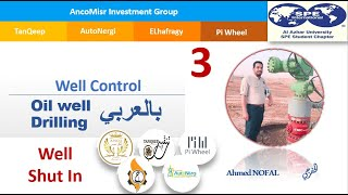 Oil well drilling بالعربي Diploma - Well Control - Well Shut In# 3 تحميل MP3