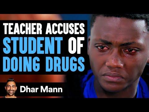 Teacher ACCUSES STUDENT of Doing DRUGS,