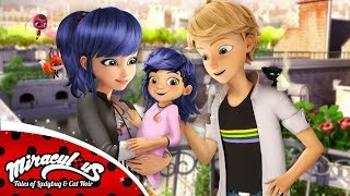 Miraculous Ladybug: Marinette and Adrien as parents! 🐞 Adrienette and their daughter | Alice Edit!