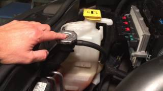 How To Put Antifreeze In A Jeep Grand Cherokee