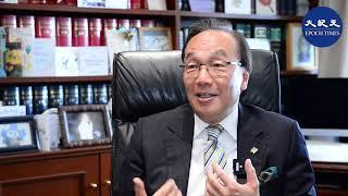 【專訪】梁家傑(十二):林鄭「官威」回升,實彈恐嚇港人,但港人不屈服;「和理非」將繼續創意點亮香港。