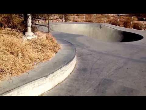 Betsy Rhoads skatepark Las Vegas Nevada