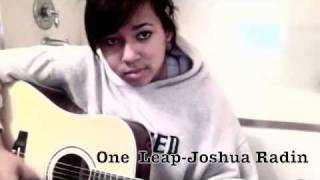 One Leap- Joshua Radin (Cover)