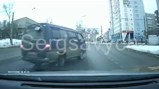 АвтоХАМ Иркутск 08.12.17