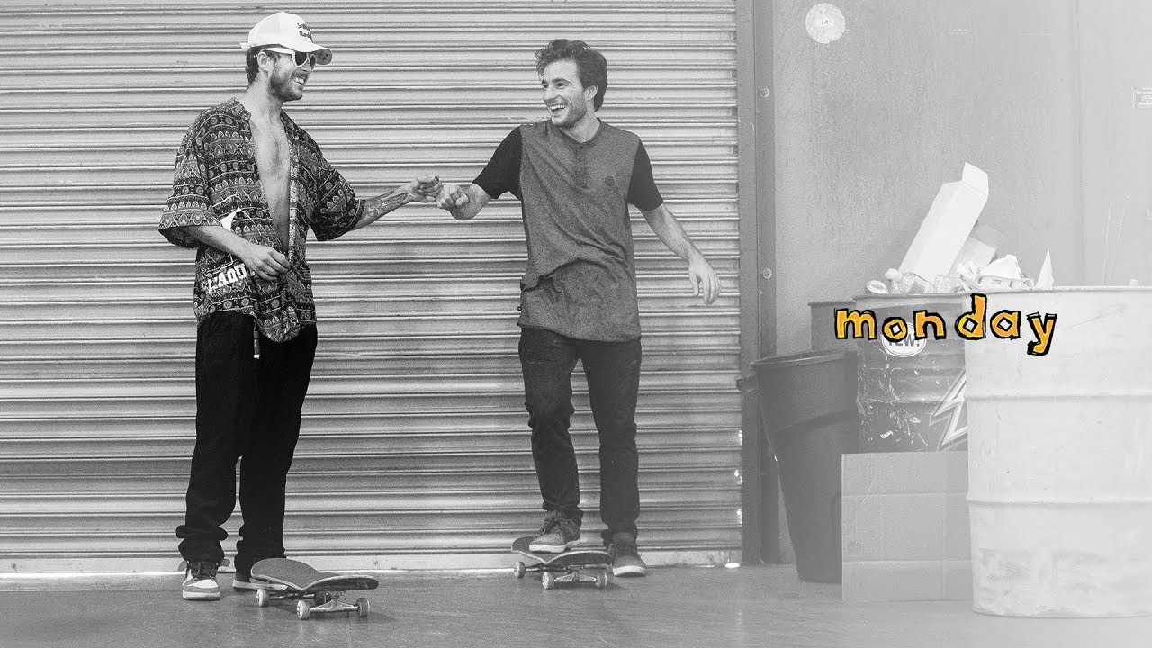 This Monday | Blind Skateboards... - The Berrics