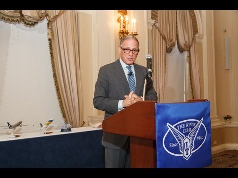 Fred P. Hochberg - May 2014 Luncheon