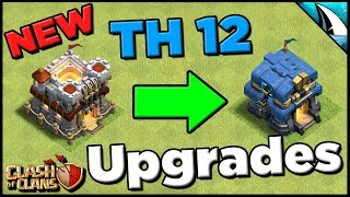 *NEW TH 12* Upgrading + STRONGEST Legend Attack EVER! | Clash of Clans