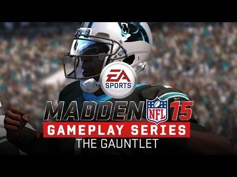 Nouveau mode Gauntlet sur Madden 15 de Madden NFL 15