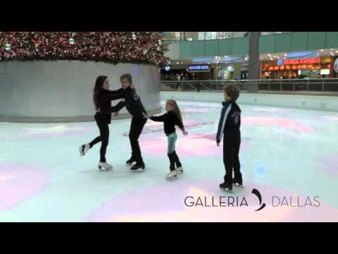 Skating 101 with Meryl Davis and Charlie White