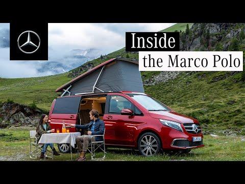 Musique pub  Mercedes Benz Le Marco Polo |  Cuisinette et fournitures    Juillet 2021