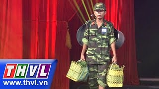 THVL | Cười xuyên Việt - Vòng chung kết 1: Nổ - Lâm Văn Đời