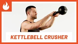 (영상) 효과적인 케틀벨 10분간 운동하기
