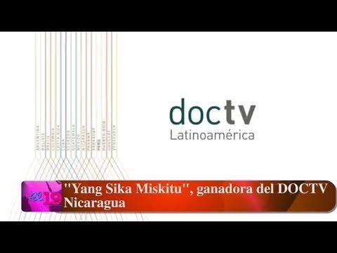 """""""Yang Sika Miskitu"""", ganadora del DOCTV Nicaragua"""