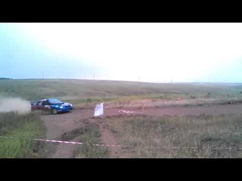"""Ралли """"Мариуполь"""" (ЧУ - 14-15 июня 2013) видео 1"""