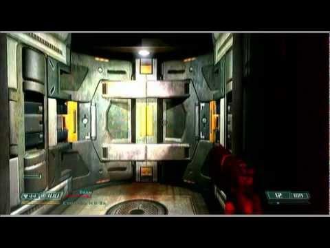 DOOM 3 BFG Edition Xbox 360 Gameplay