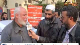 حوار جرئ للإسلاميين ضد خادم الحرمين