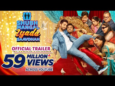 Shubh Mangal Zyada Saavdhan Movie Official Trailer..