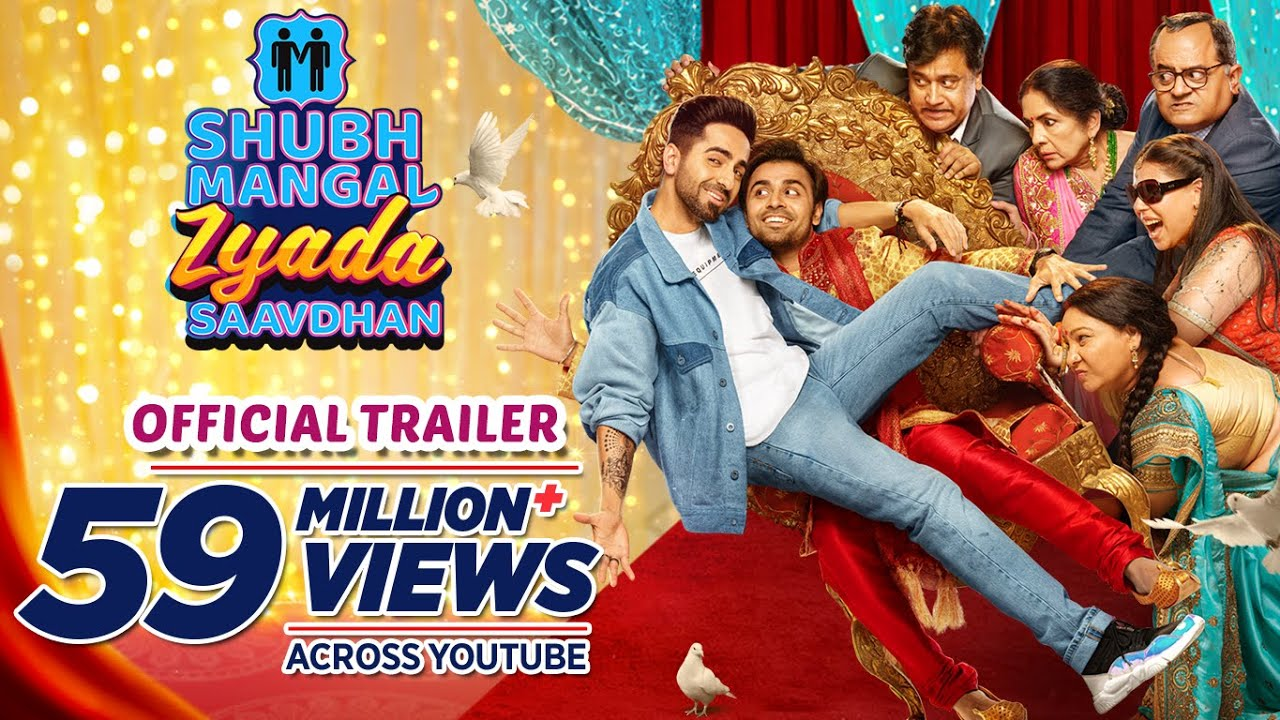 Shubh Mangal Zyada Saavdhan Hindi lyrics