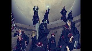 Criação da Akatsuki Reunindo Membros (legendado PT BR)