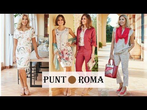 c87e556c2 DESCARGAR Moda Punt Roma Primavera Verano 2019 Tendencias Ropa Senora 50  Anos O Mas Jeans Blusas Faldas MP3 GRATIS - 2019