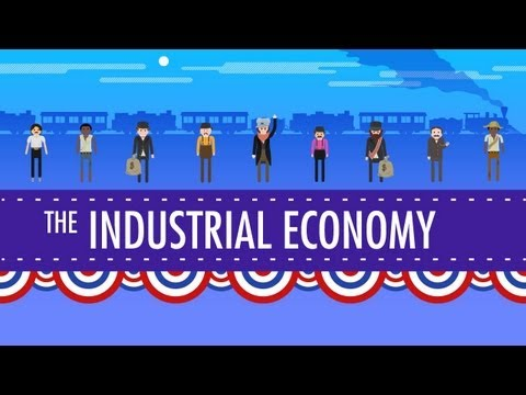 , title : 'The Industrial Economy: Crash Course US History #23'