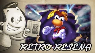 preview picture of video 'Retro Reseña - Rayman'