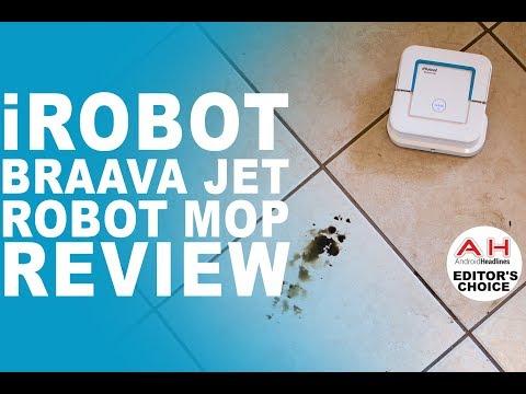iRobot Braava Jet 240 Mopping Robot Review