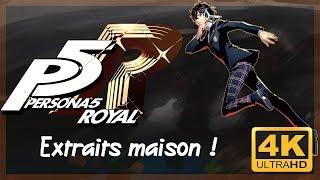 ❤️ [4K] Persona 5 Royal : Quelques minutes d'extraits maison en Français !