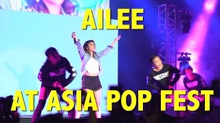 Ailee live at Asia Pop Fest, Melbourne