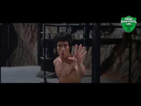 Bruce Lee gibi kaleci..