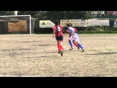 Preview video Esordienti - Ponzano vs La N. P. Novoli (sintesi) 06.04.2013