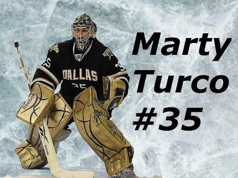 Marty Turco #35 [HD]