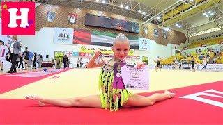 AMIRATS ASIAT CUP Международный Турнир по Художественной гимнастике / БП Обруч