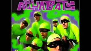 The Aquabats - Martian Girl (with lyrics)