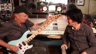 Billy Sheehan: Tracking Bass & Interview - Warren Huart: Produce Like A Pro