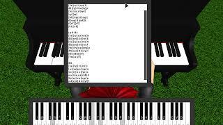 roblox piano sheets despacito easy - 免费在线视频最佳电影电视节目