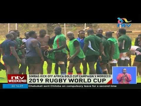 Kenya Simbas kick off Africa Gold cup campaign vs Morocco